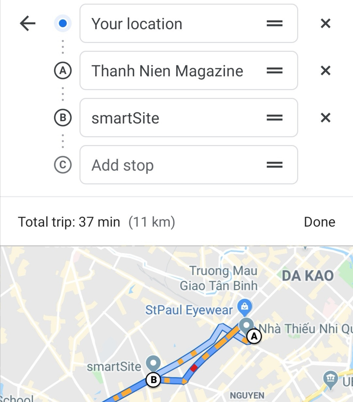 3 tính năng ẩn hữu ích của Google Maps bạn nên biết - ảnh 2